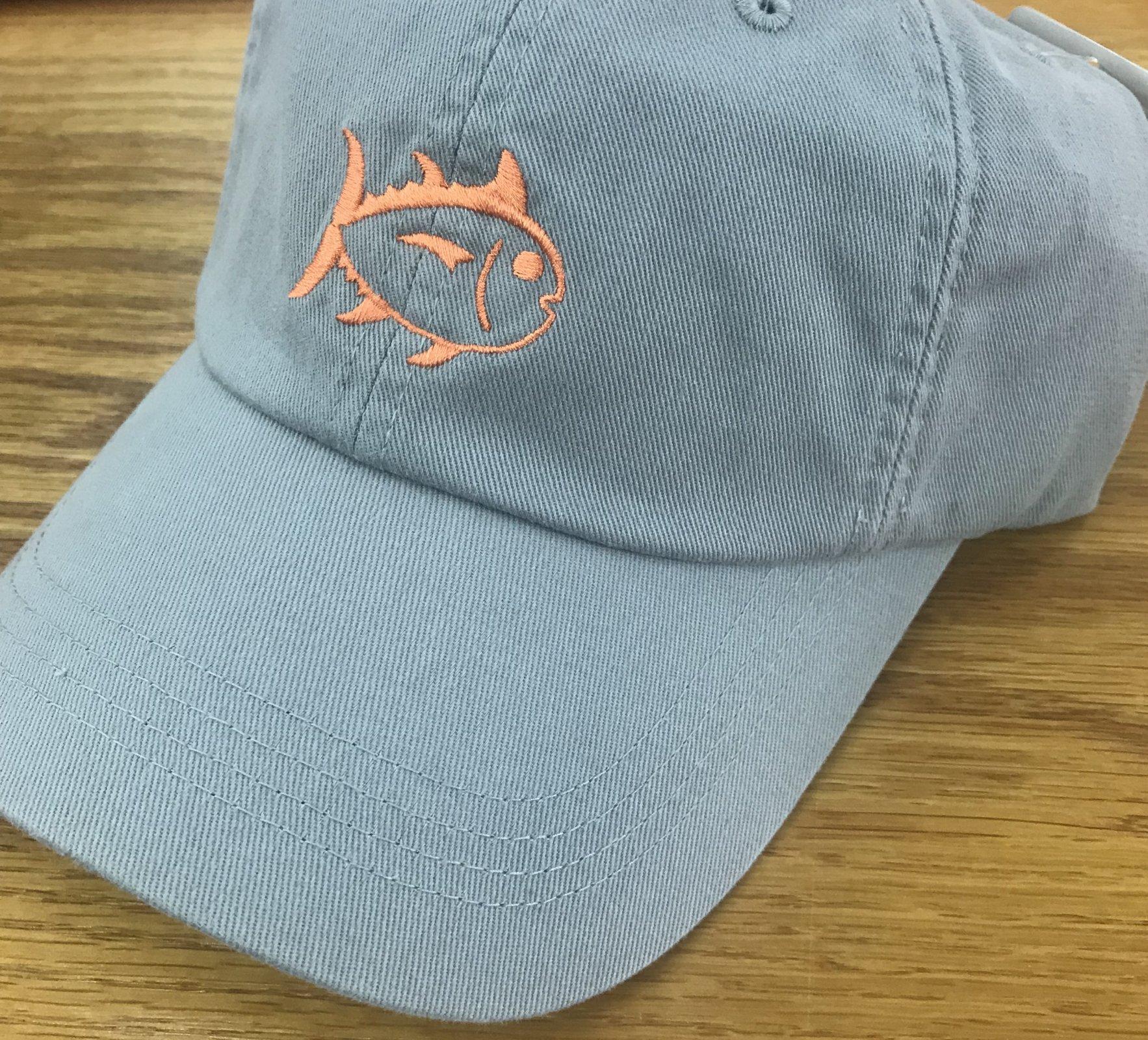 Southern Tide Collegiate Outline Skipjack Hat