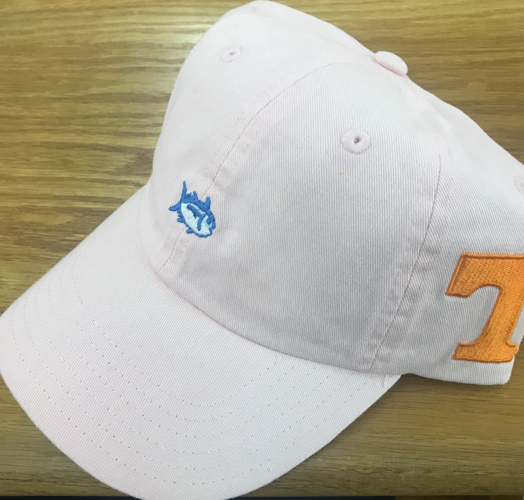 Southern Tide Collegiate Skipjack Power T Hat