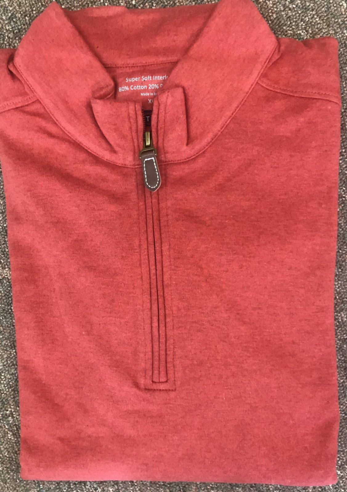 Batton 1//4 Zip Pullover 160510