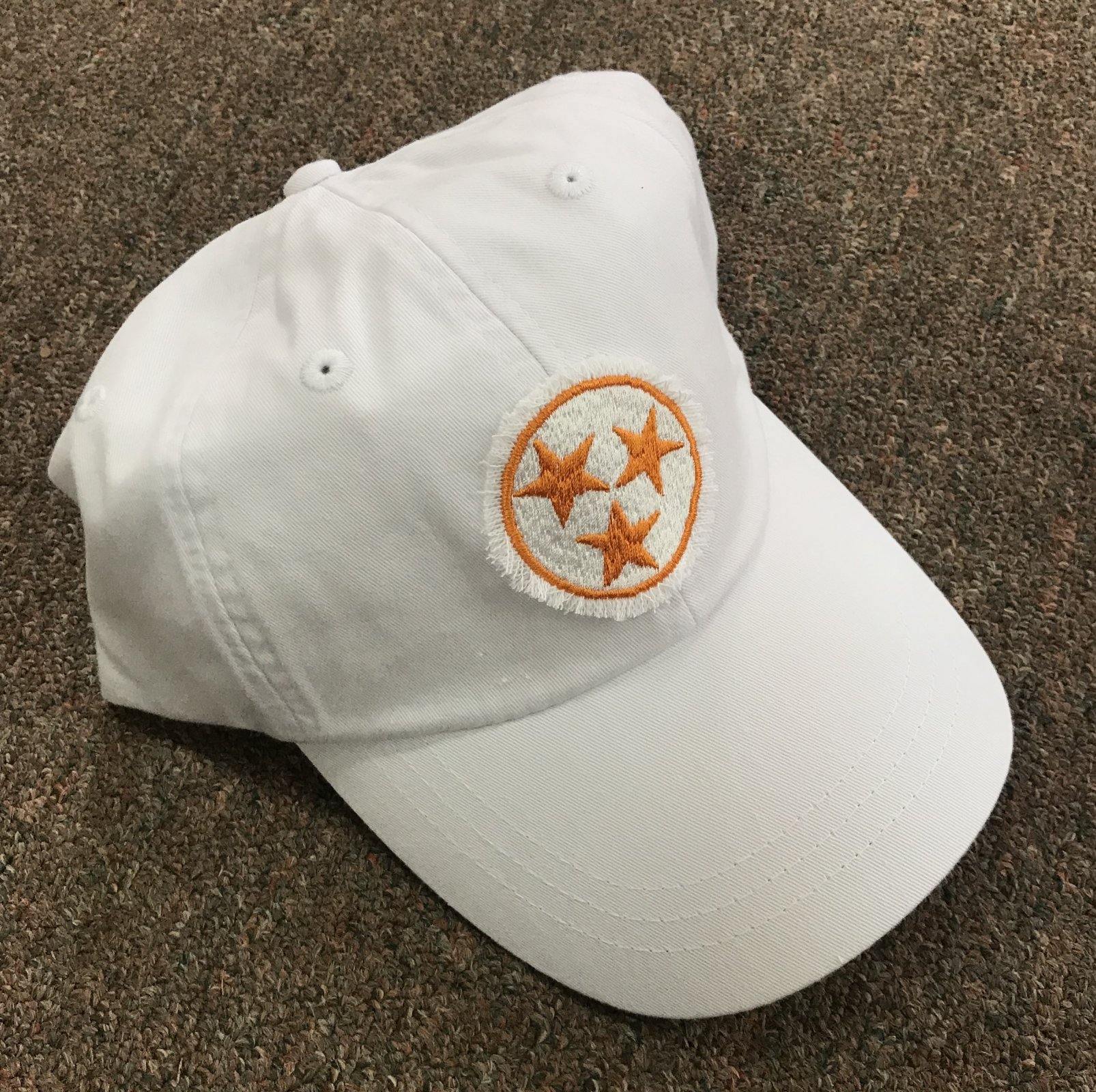 Island Totes Tri-Star patch cap