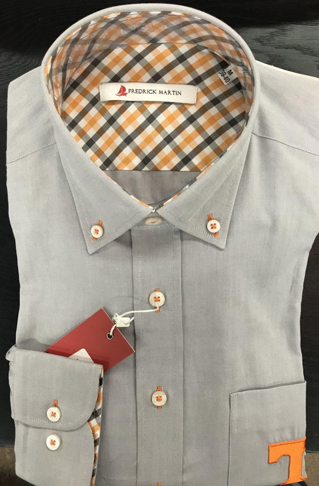 Frederick Martin LS Collegiate Shirt 47-26