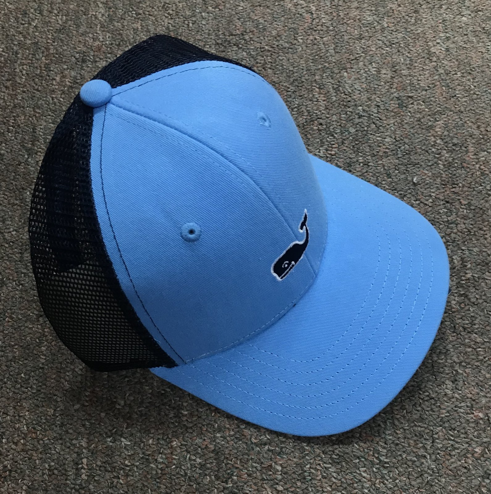 Vineyard Vines High Profile Trucker Cap