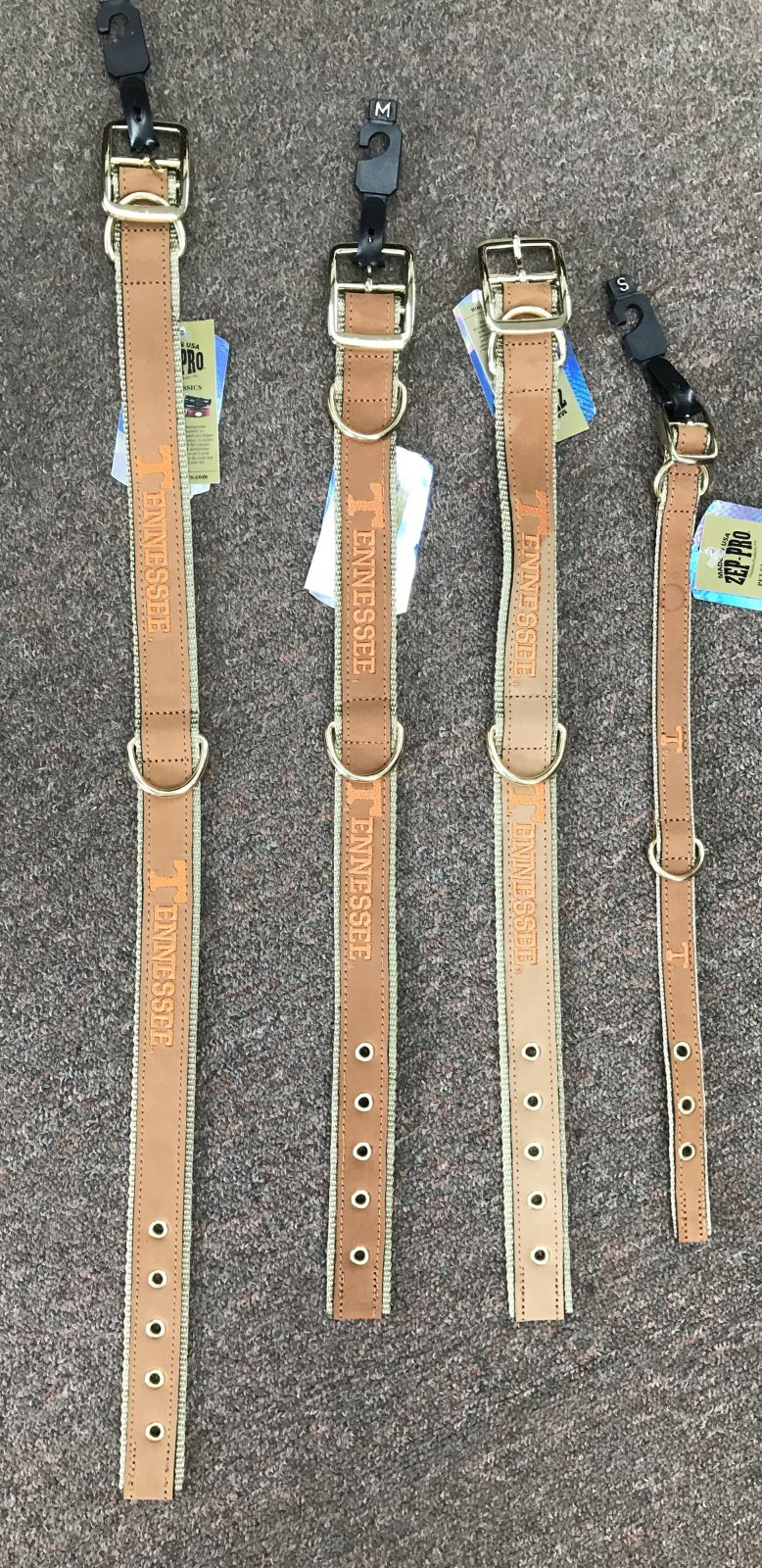 Zepro UT Dog Collars