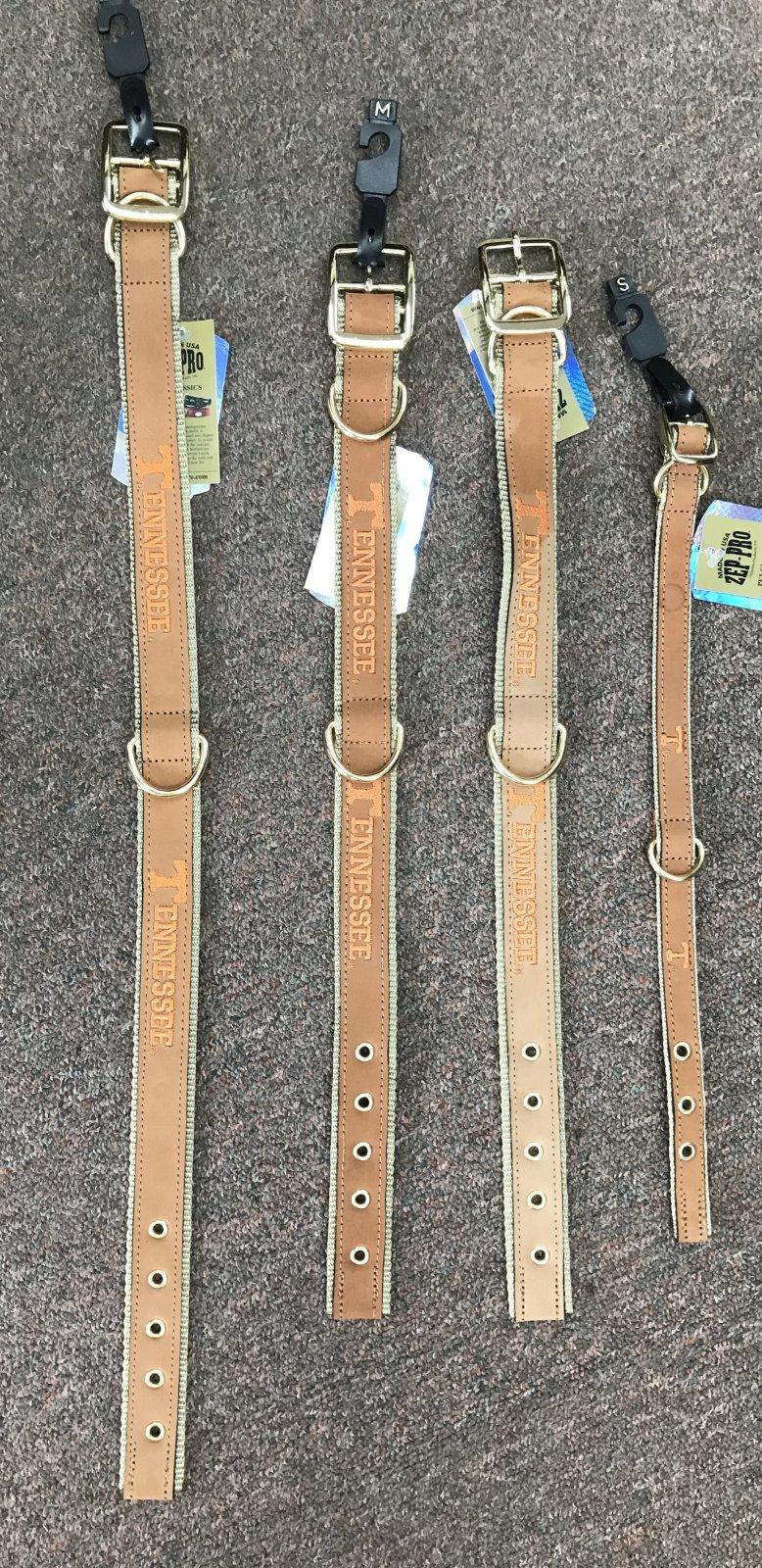 Zepro UT Dog Collars