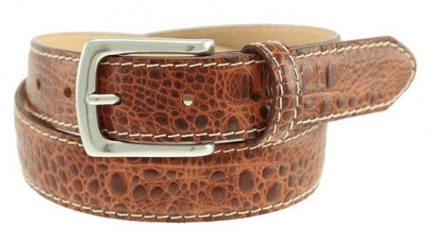T. B. Phelps El Paso Croco Belt