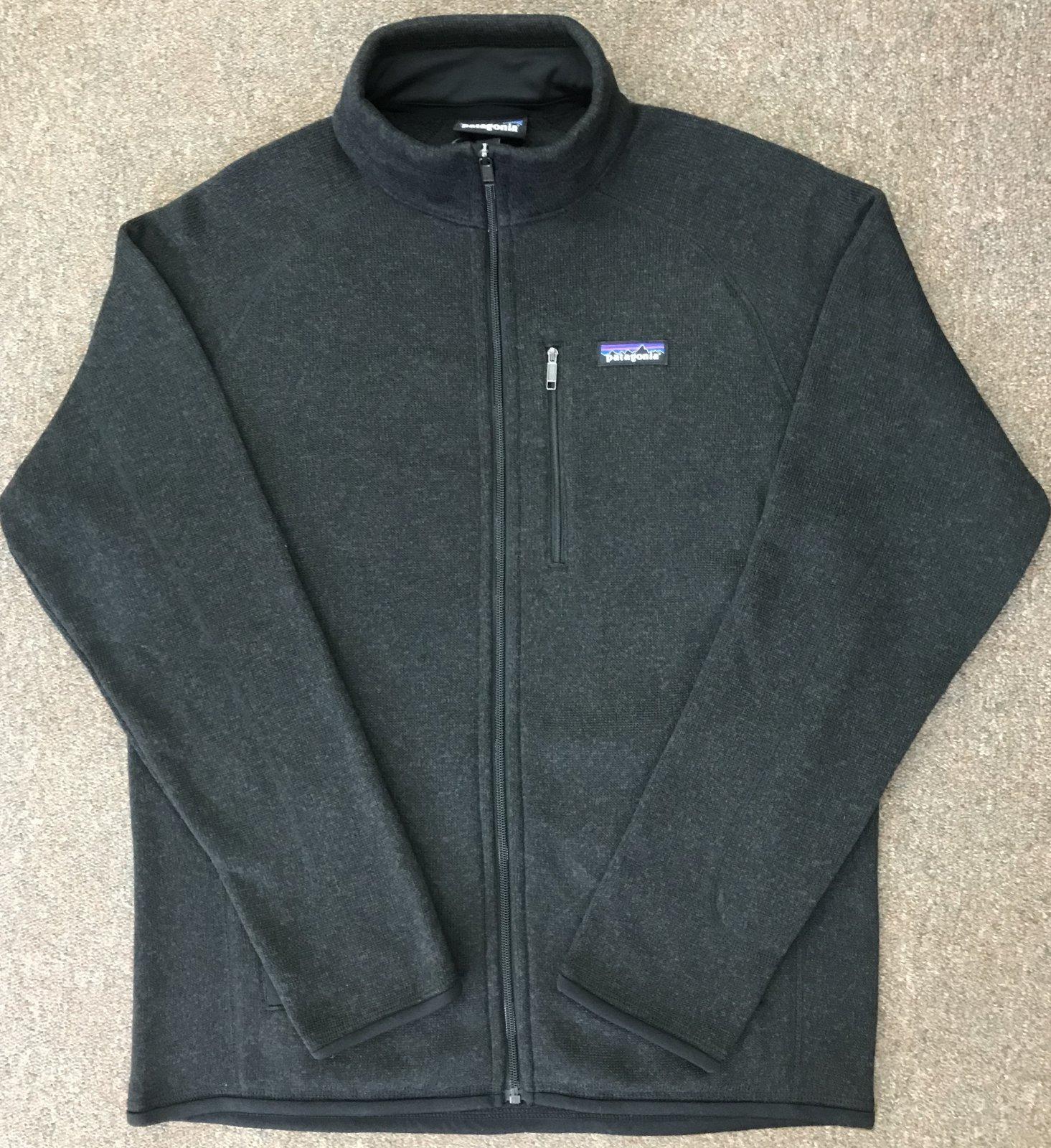 Patagonia Men's Better Sweater Full Zip Jkt