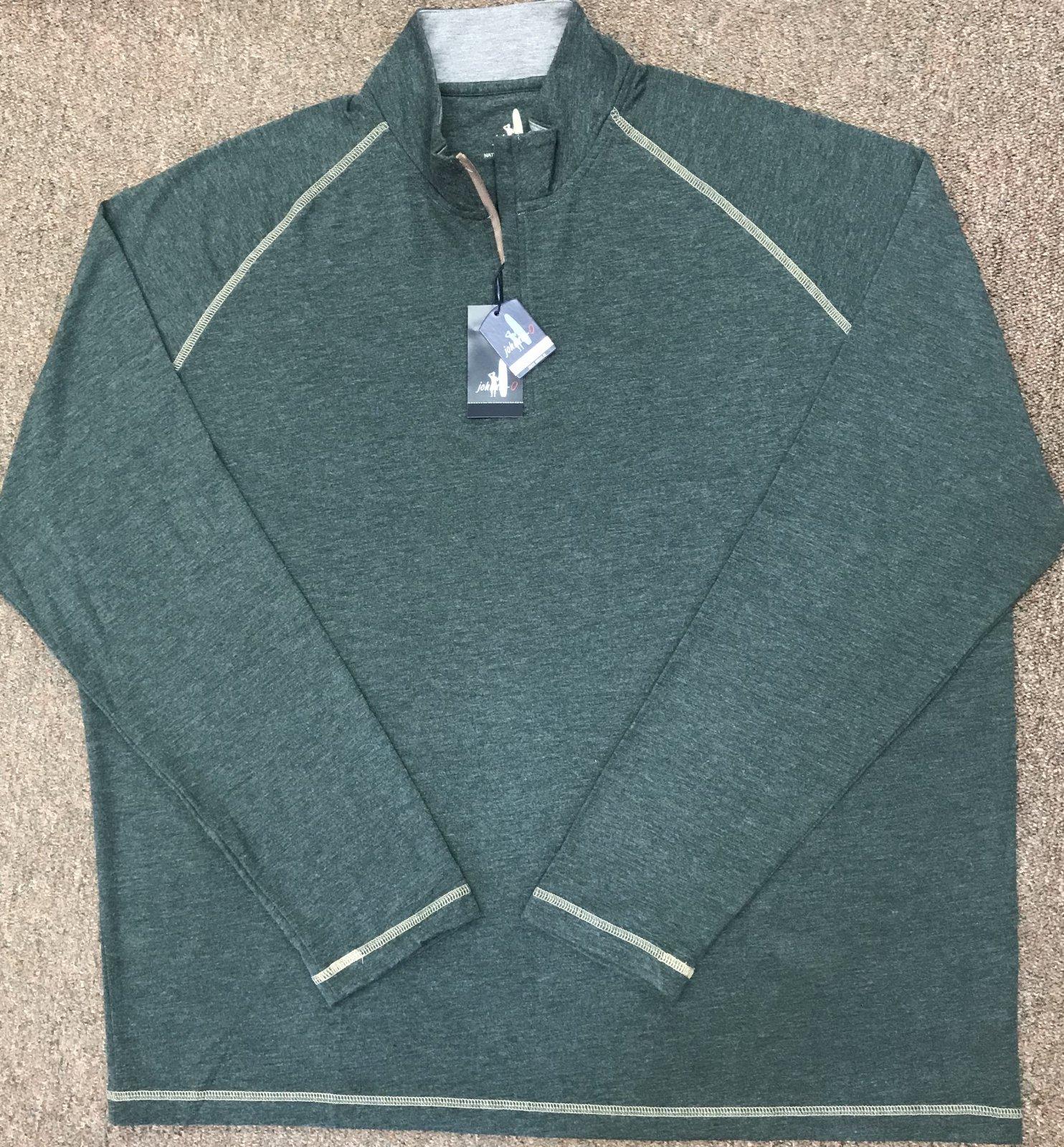 Johnnie-O 1/4 Zip LS Pullover Collier