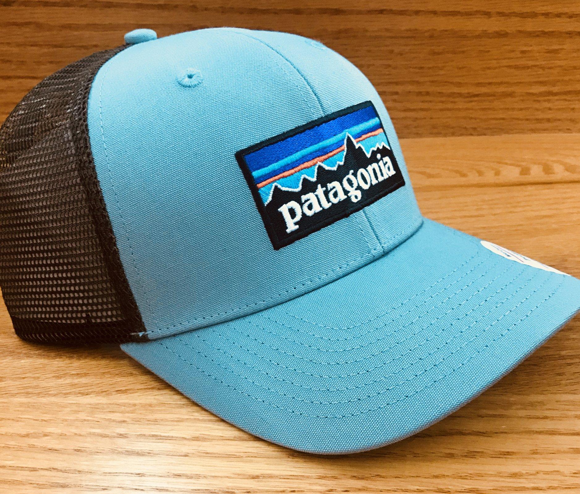 Patagonia Fall 18 Mid Crown Trucker Hat