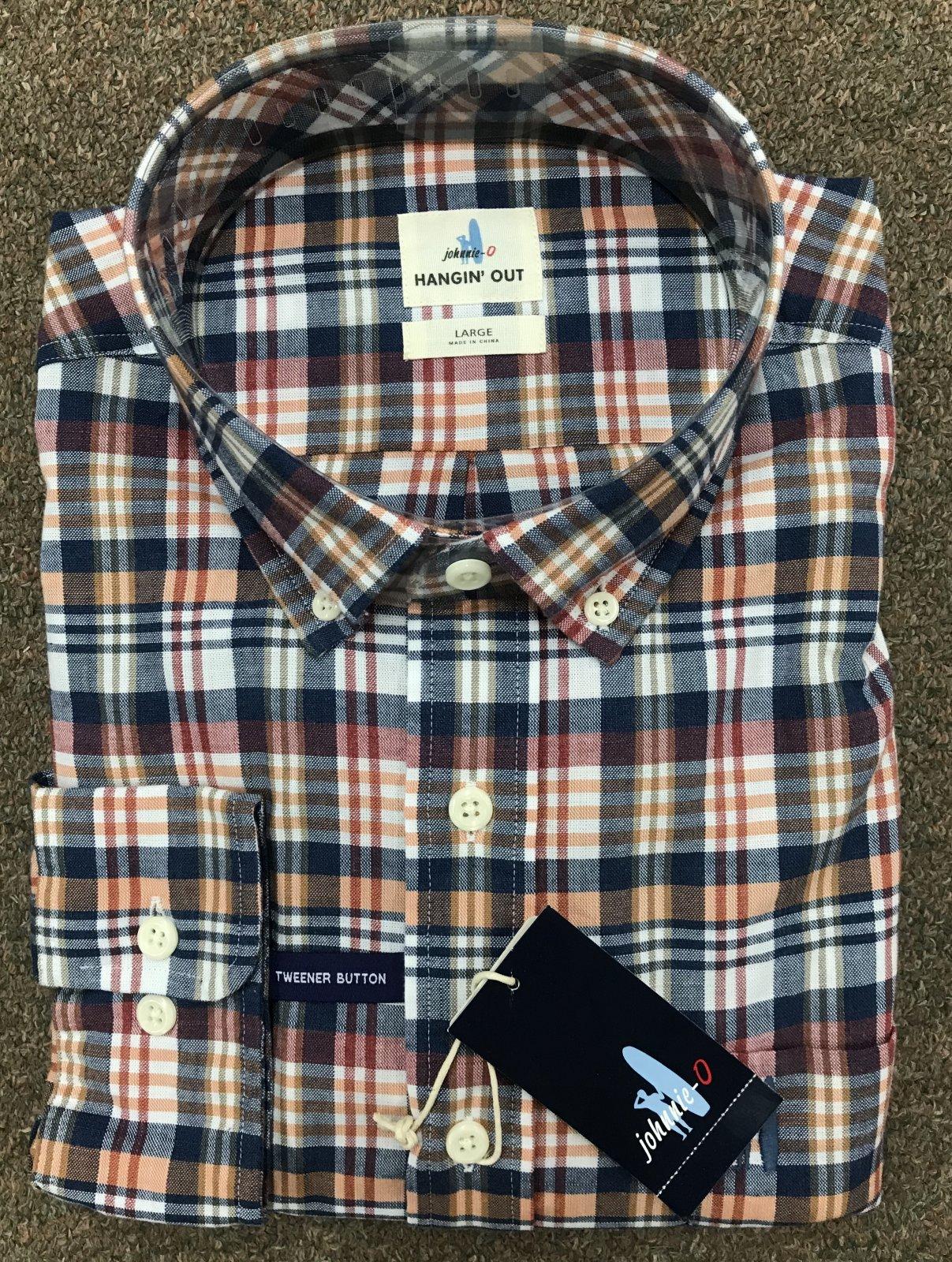 Johnnie-O Fall 18 LS Shirt Morton