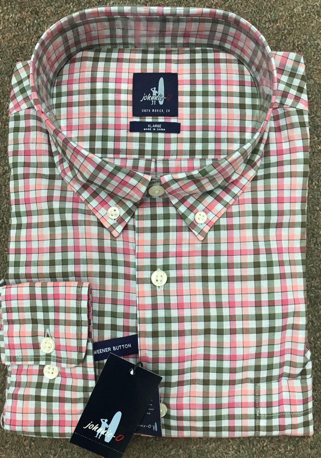 Johnnie Fall 18 LS Shirt Rawlings