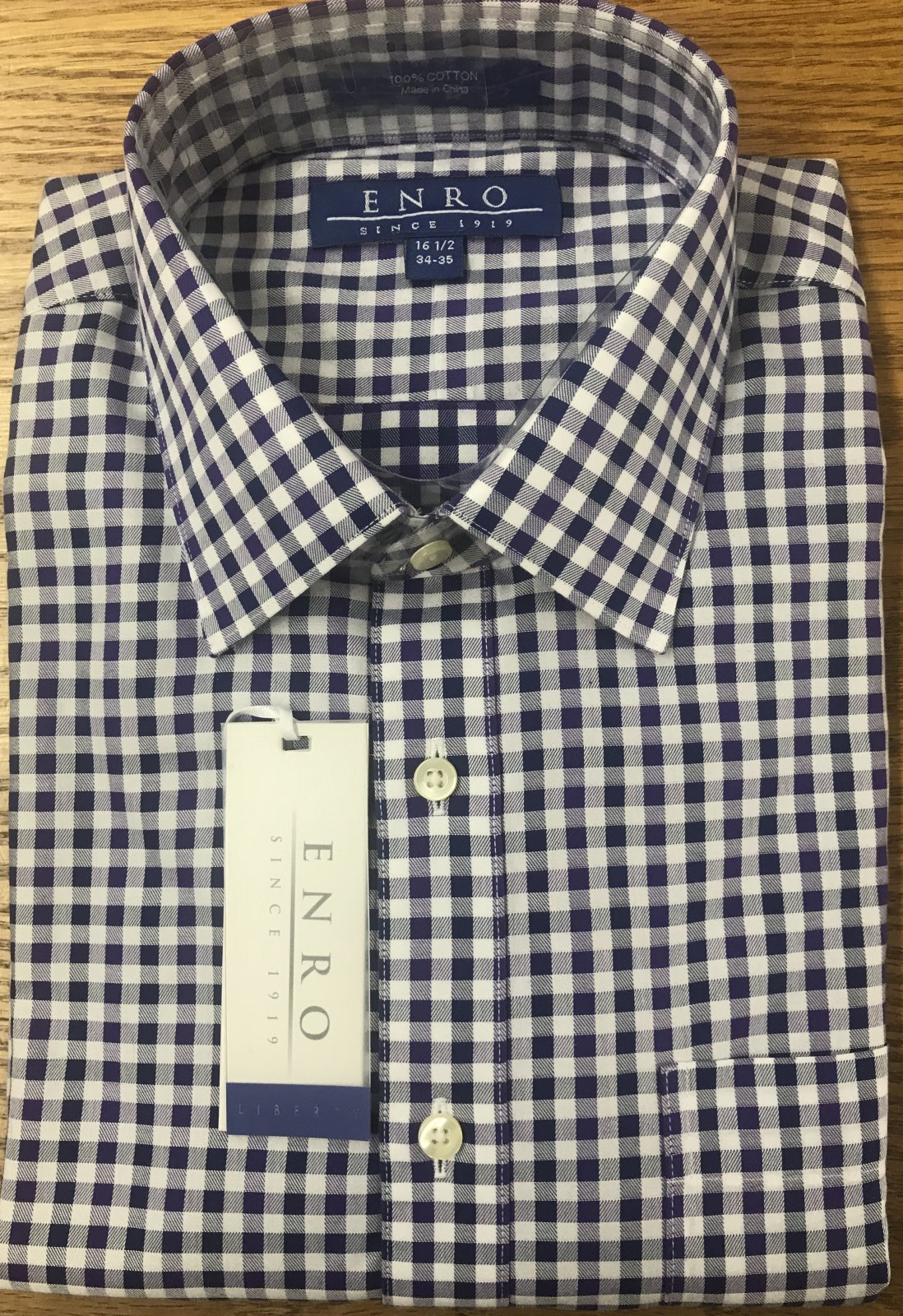Enro LS Dress Shirt 153553