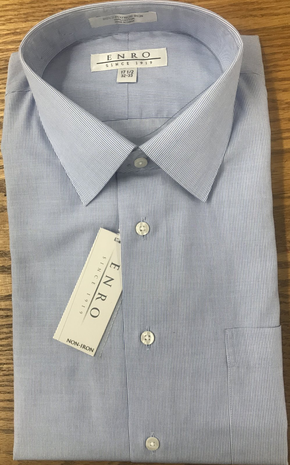 Enro LS Dress Shirt 156749