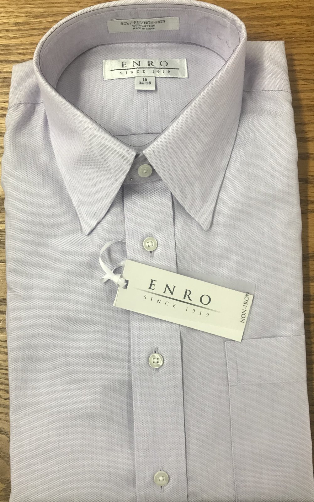 Enro LS Dress Shirt 113015