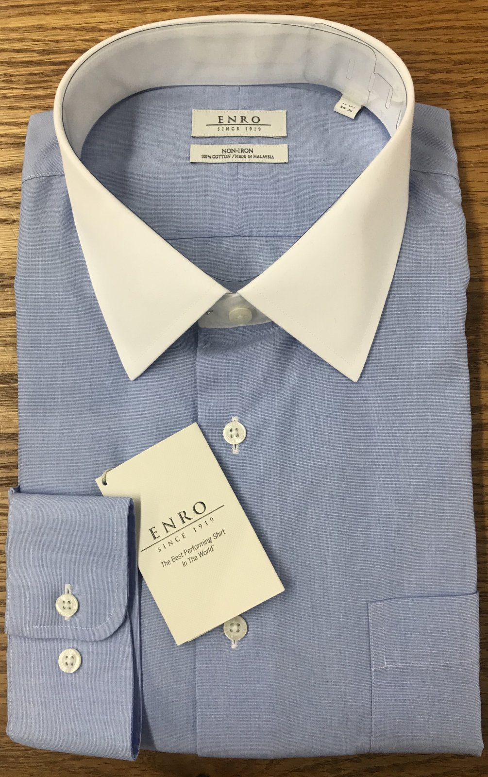 Enro LS Dress Shirt 165735