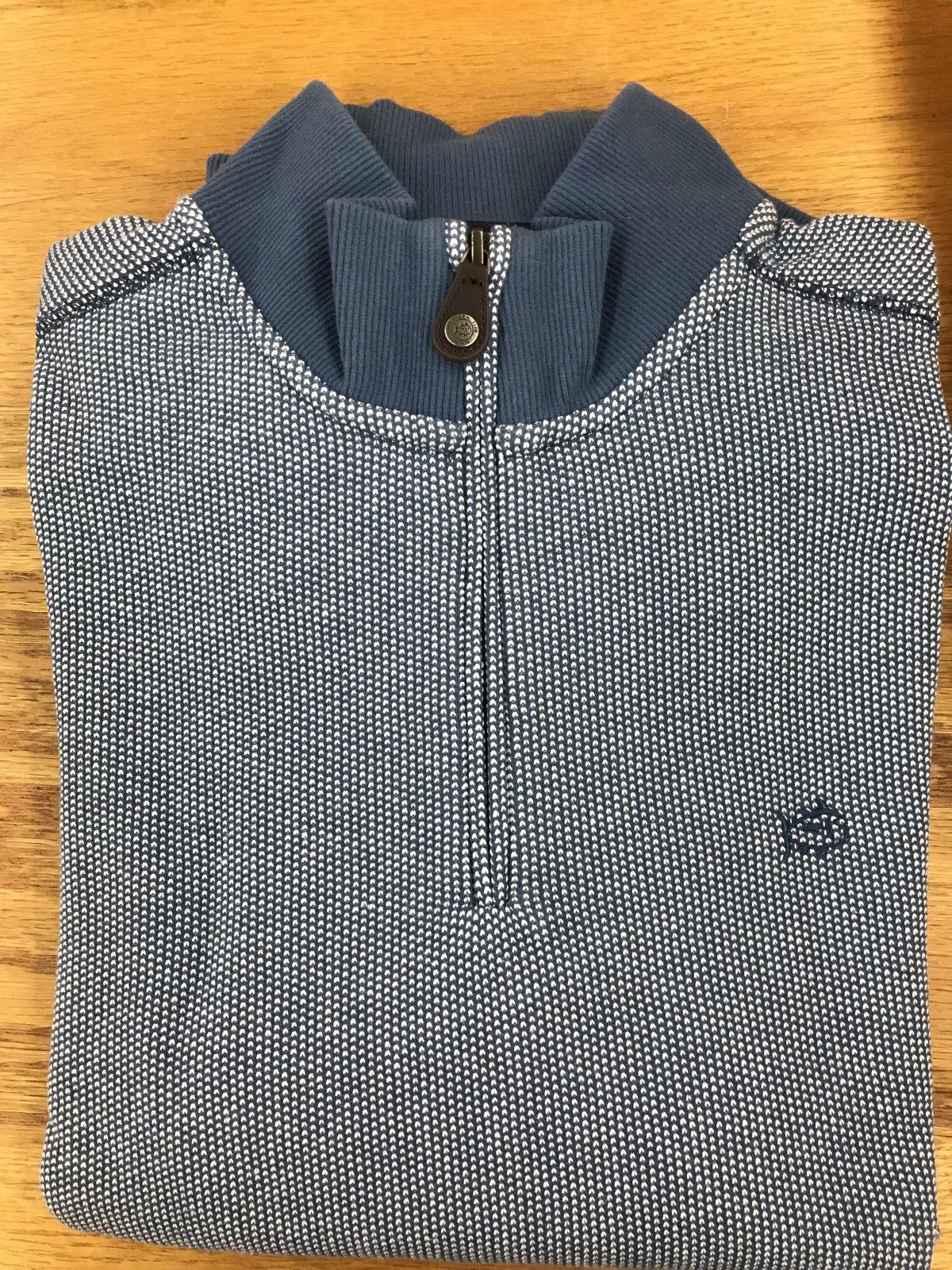 Southern Tide Fall 18 LS Gradient Hoodie T-Shirt