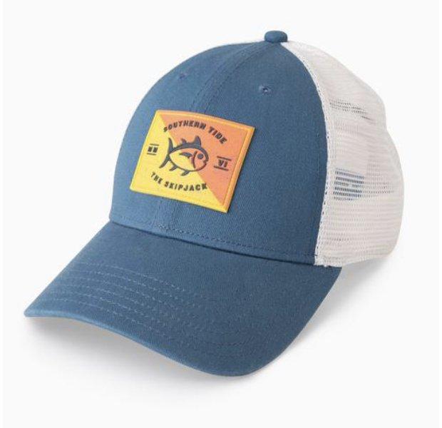 Southern Tide Man Overboard Trucker Hat 5968