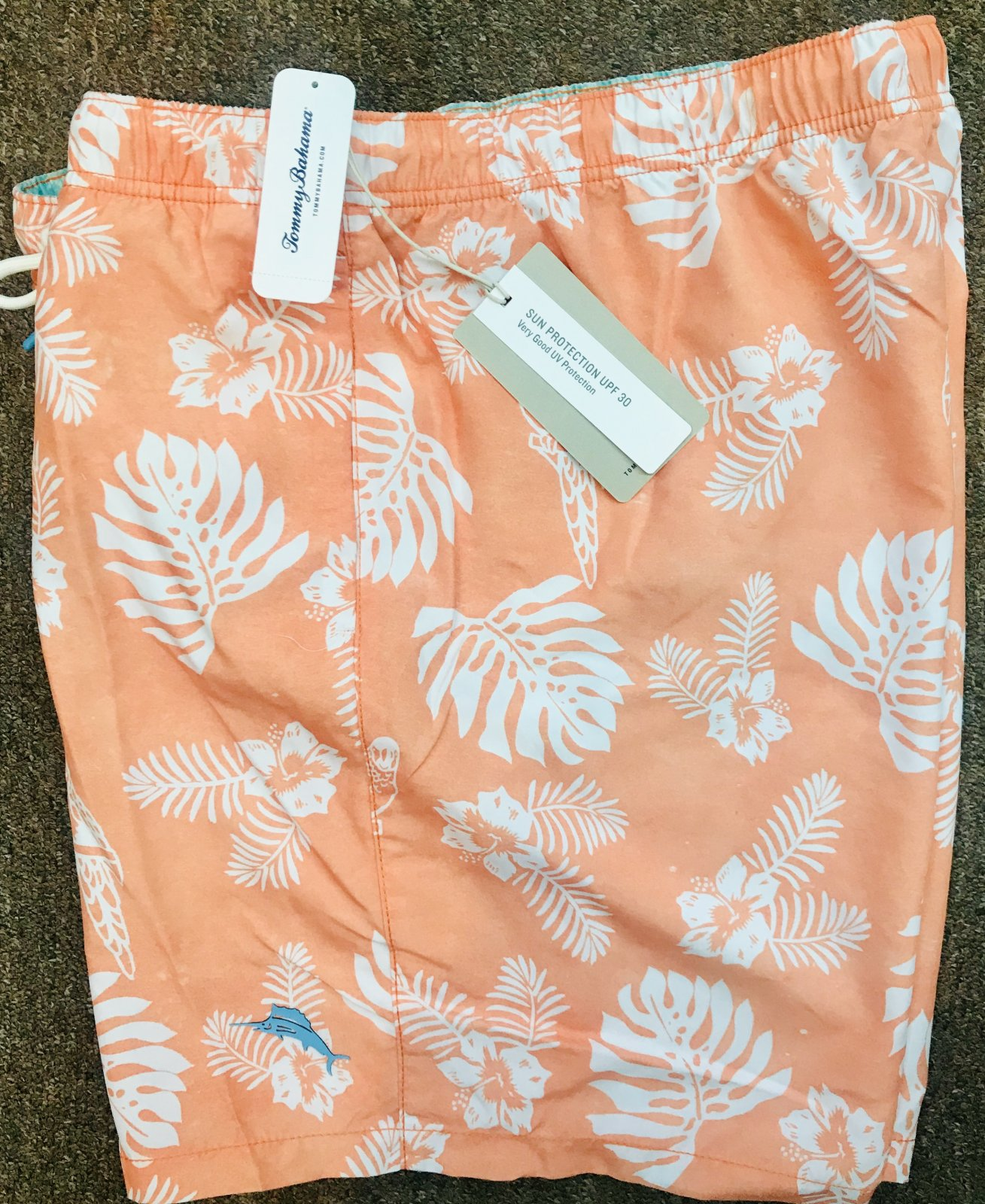 Tommy Bahama Naples Parrot in Paradise Swim Trunk  ST924513