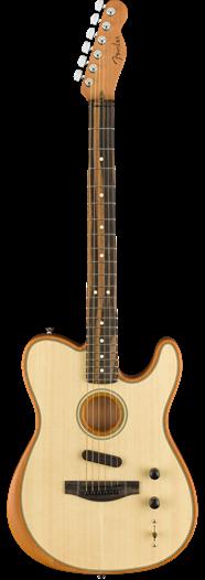 Fender American Acoustasonic Telecaster - Natural COMING SOON
