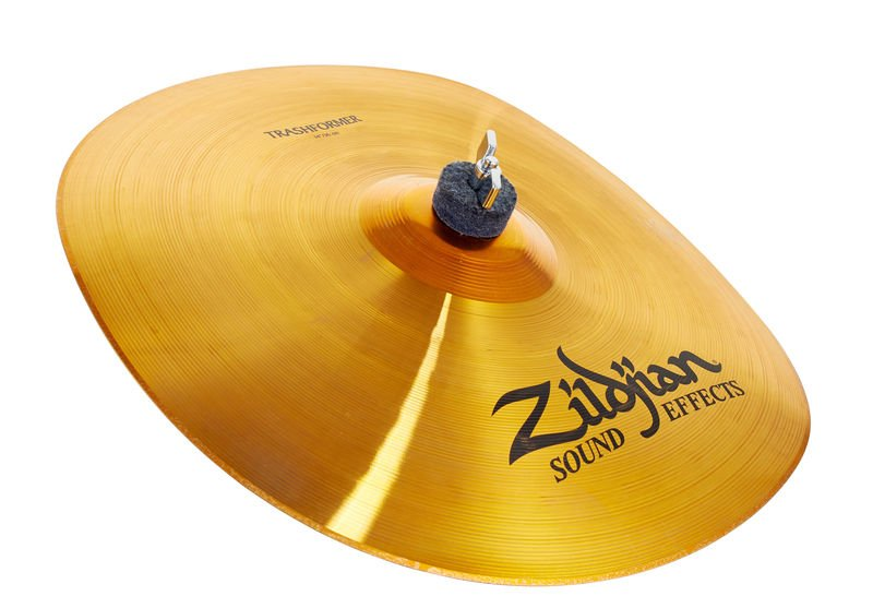 Zildjian  14 Trashformer Sound Effects crash