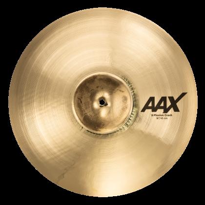 Sabian 18 AAX X-Plosion Crash