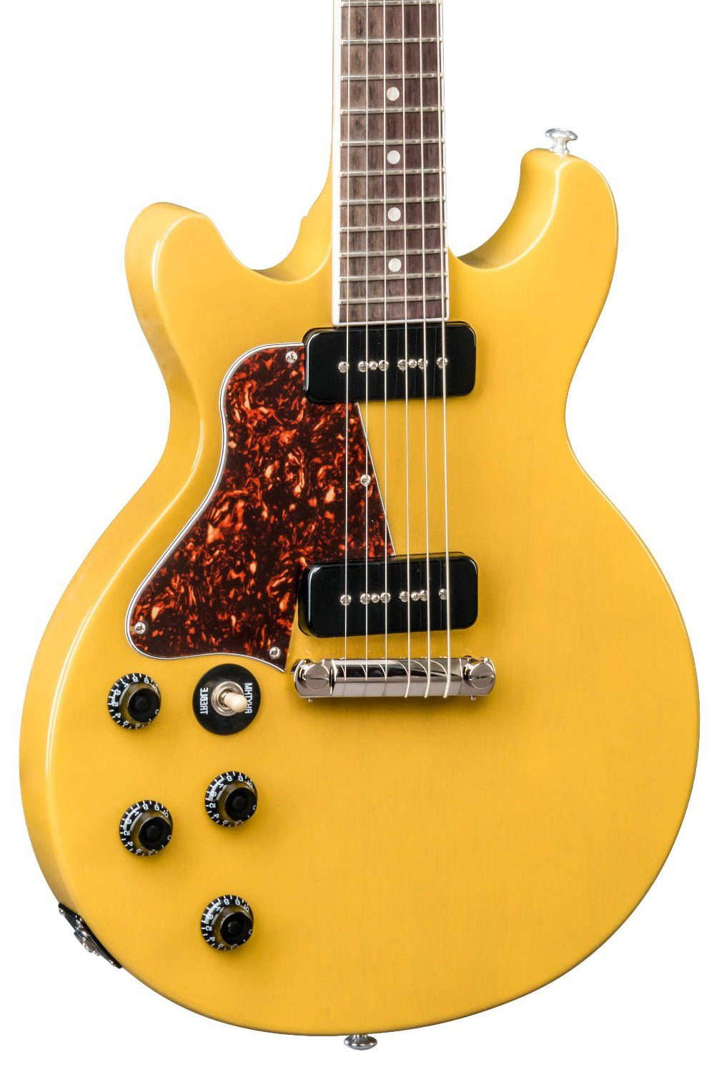 Gibson Les Paul Special Double Cut - TV Yellow Lefty
