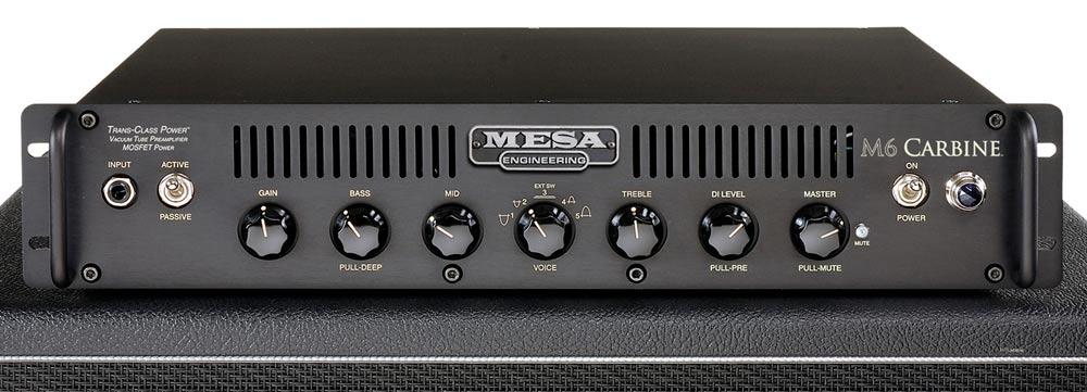 Mesa Boogie M6 Carbine (N.O.S.)