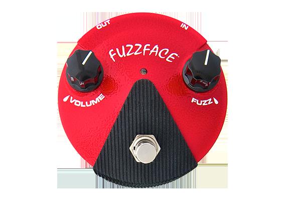 Dunlop Germanium Mini Fuzz Face