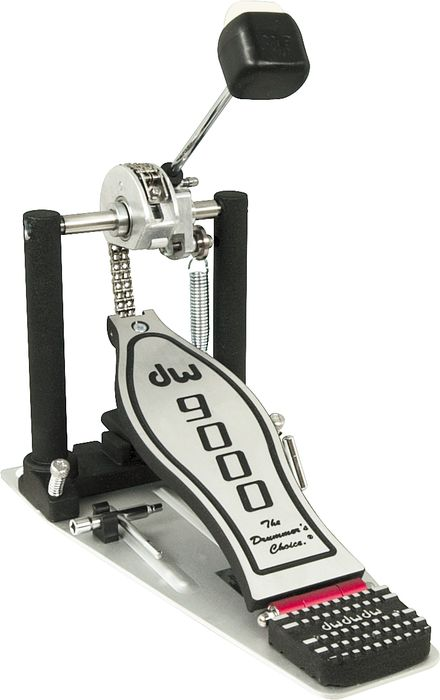 Drum Workshop DWCP9000 -  SINGLE BASS DRUM PEDAL