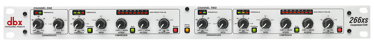 DBX 266xs (OPEN BOX)
