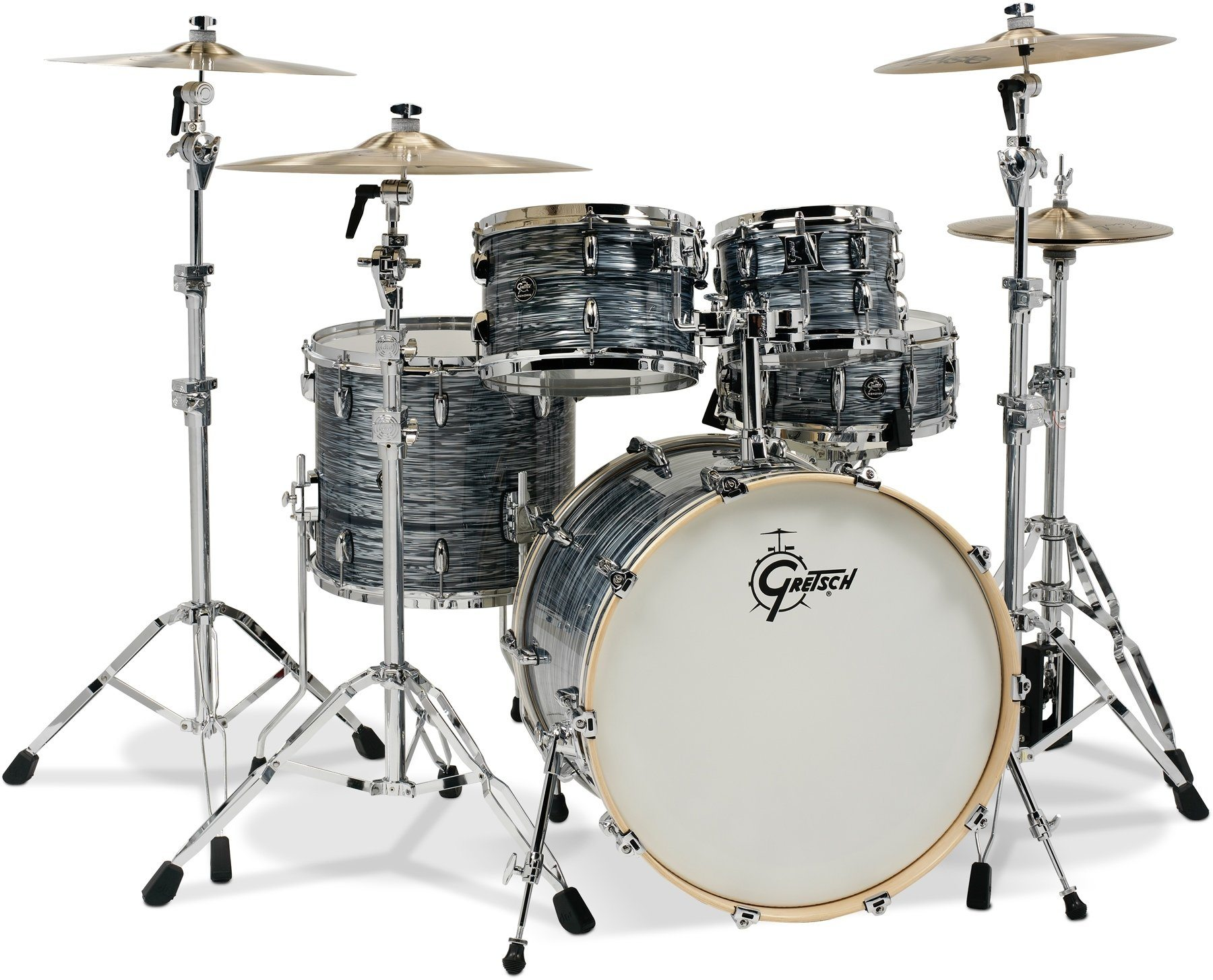 Gretsch Renown Maple 4pc Drum Set