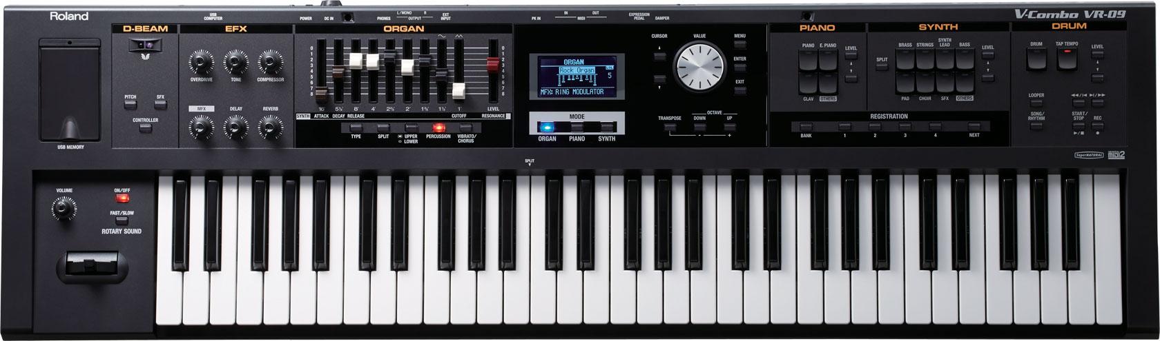 Roland VR-09-B