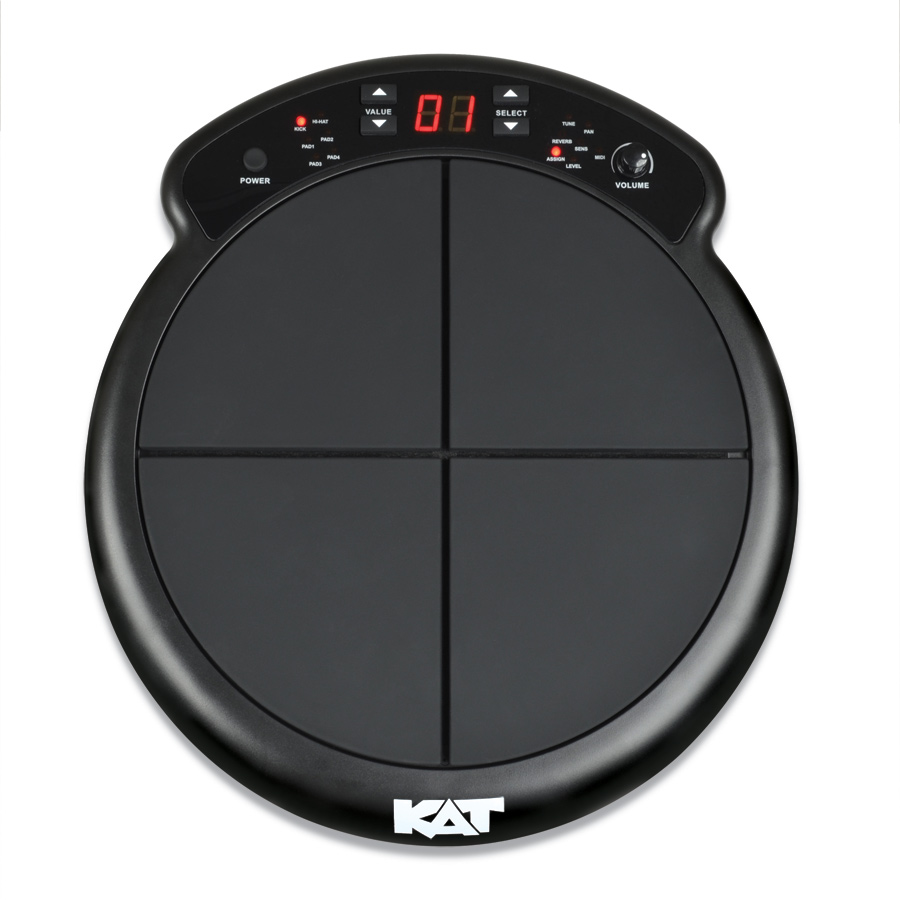 Kat ?KTMP1 - Electronic Drum & Percussion Pad Sound Module