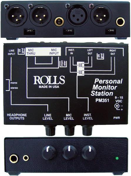 Rolls PM351