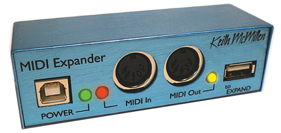 Keith McMillen Expander
