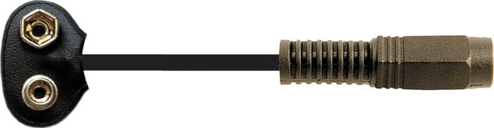 Visual Sound 1-Spot Battery Clip Converter