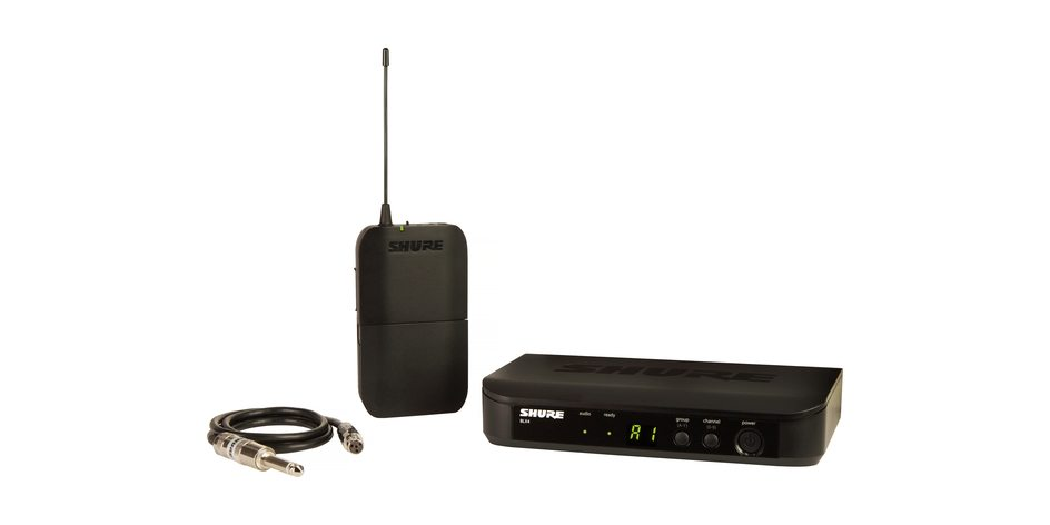 Shure BLX14 Bodypack Wireless System