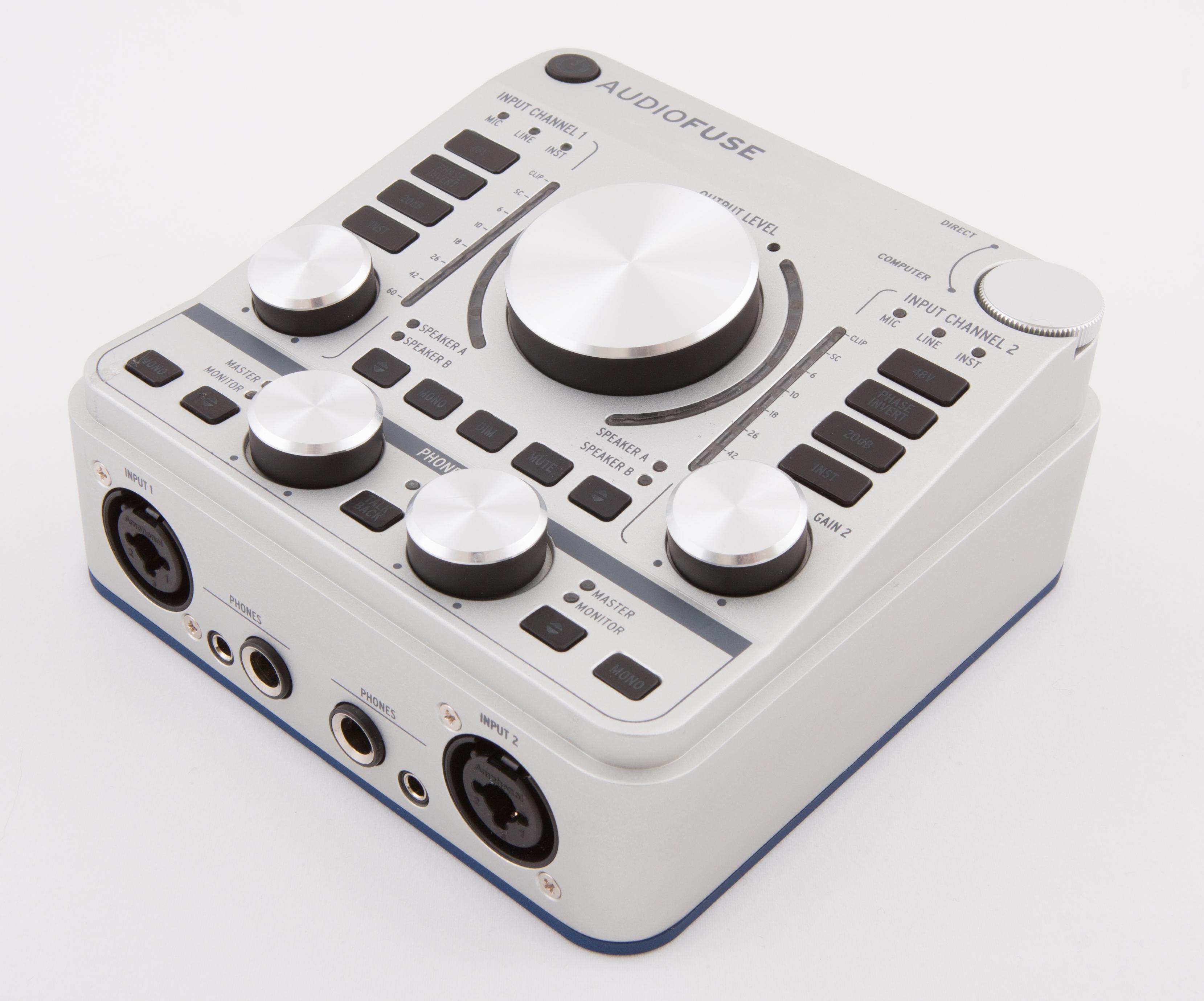Arturia AudioFuse (Classic Silver)