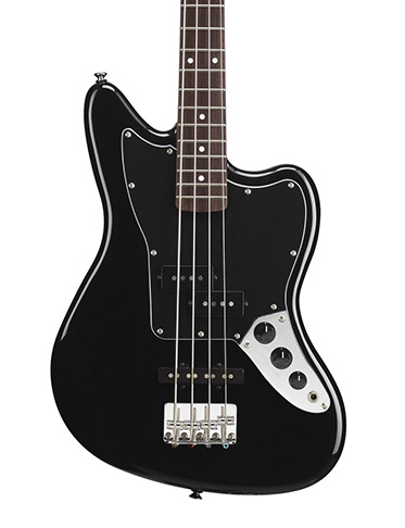 Squier Vintage Modified Jaguar Bass Special SS (Short Scale) Black