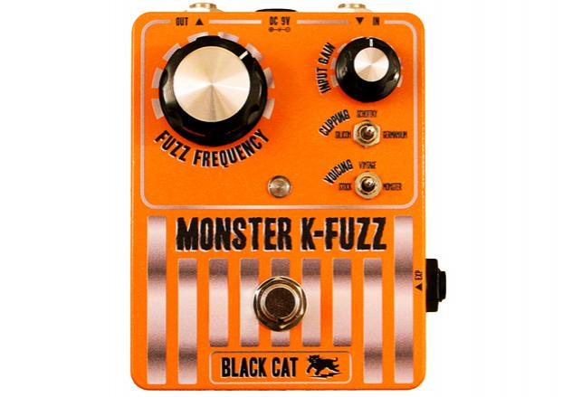 Black Cat Monster-K Fuzz