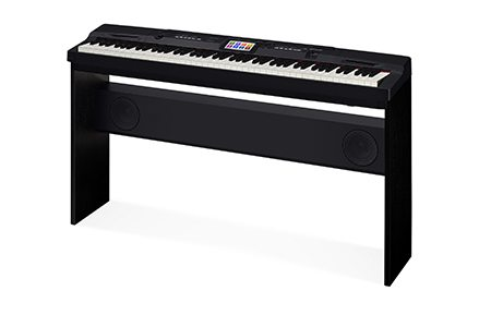 Casio CGP-700-BK Compact Digital Grand Piano