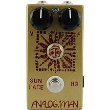 Analog.Man Sun Face Fuzz High Gain
