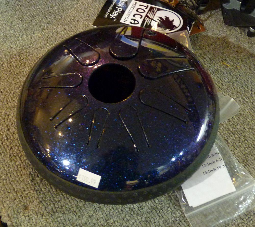 Idiopan Steel Tongue Drum 8''