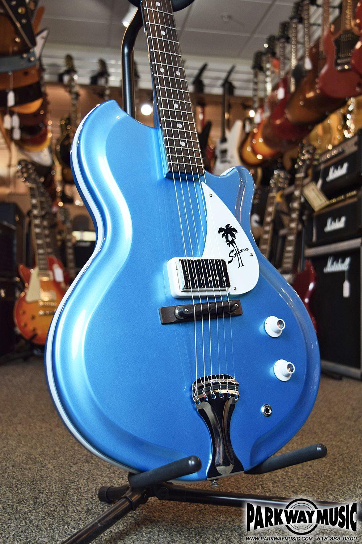 Supro Sahara - Wedgewood Blue