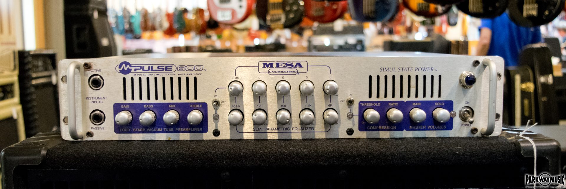 Mesa Boogie MPulse 600 Head (USED)