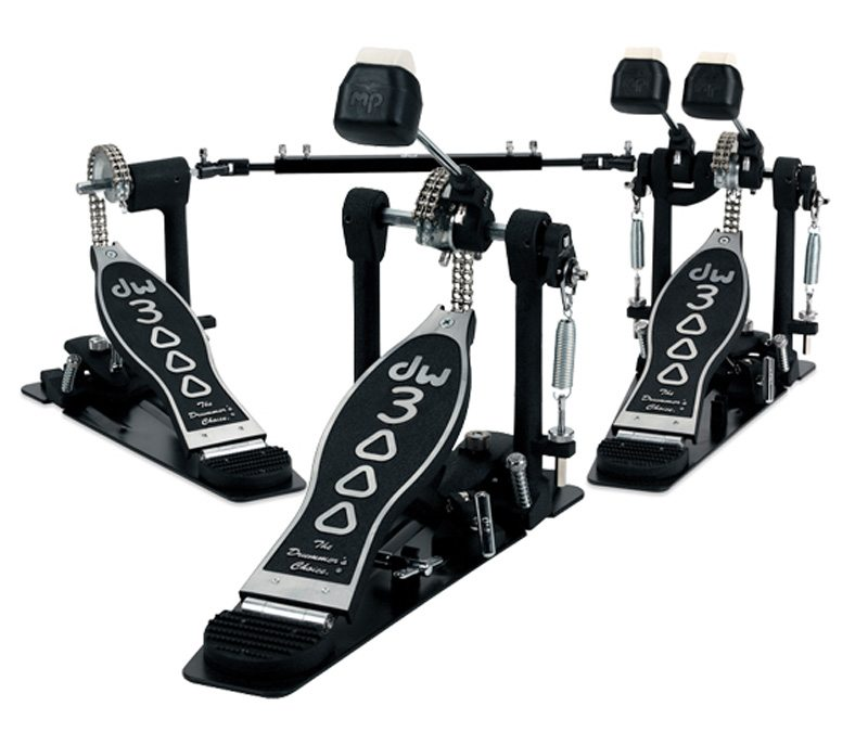 DWCP3002 Double Bass Drum Pedal