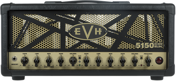 EVH 5150 III 50 Watt EL34 Head