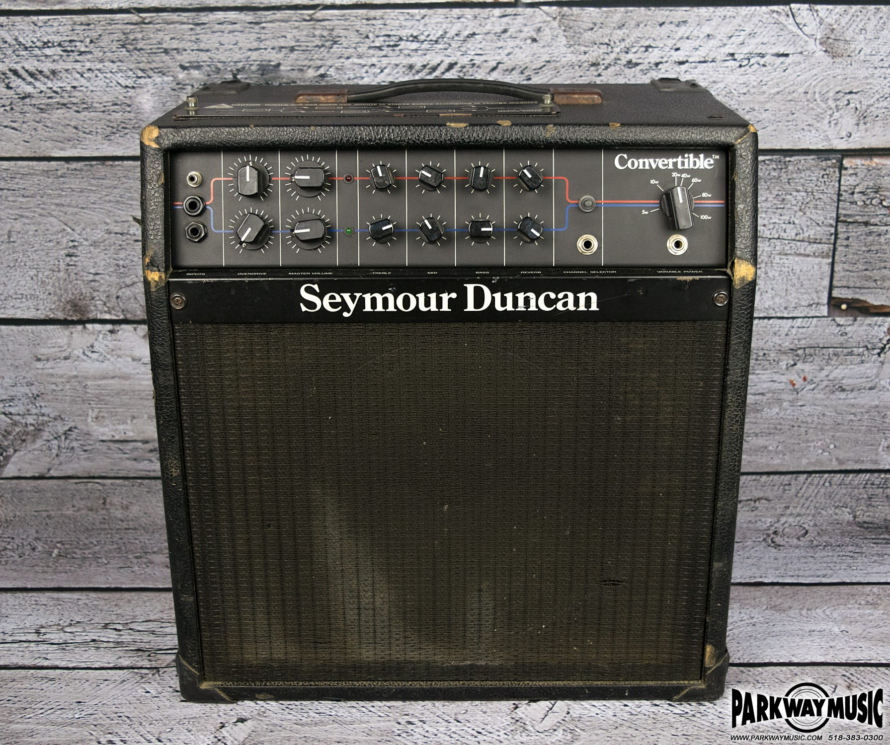 Seymour Duncan Convertible Tube Combo (USED)
