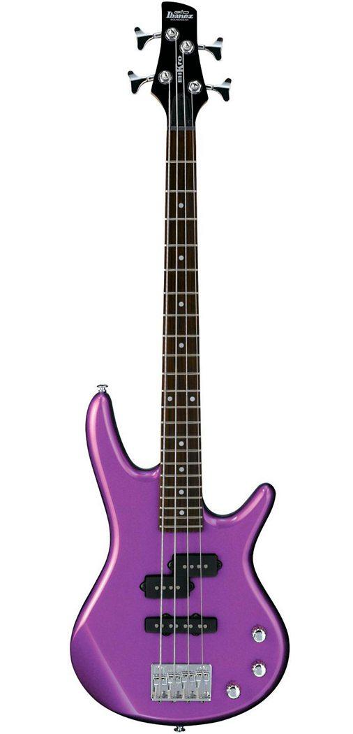 Ibanez GSRM20 miKro Bass - MPL (Metallic Purple)