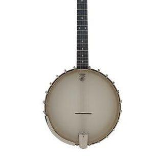 Deering Vega White Oak Openback 12 Banjo