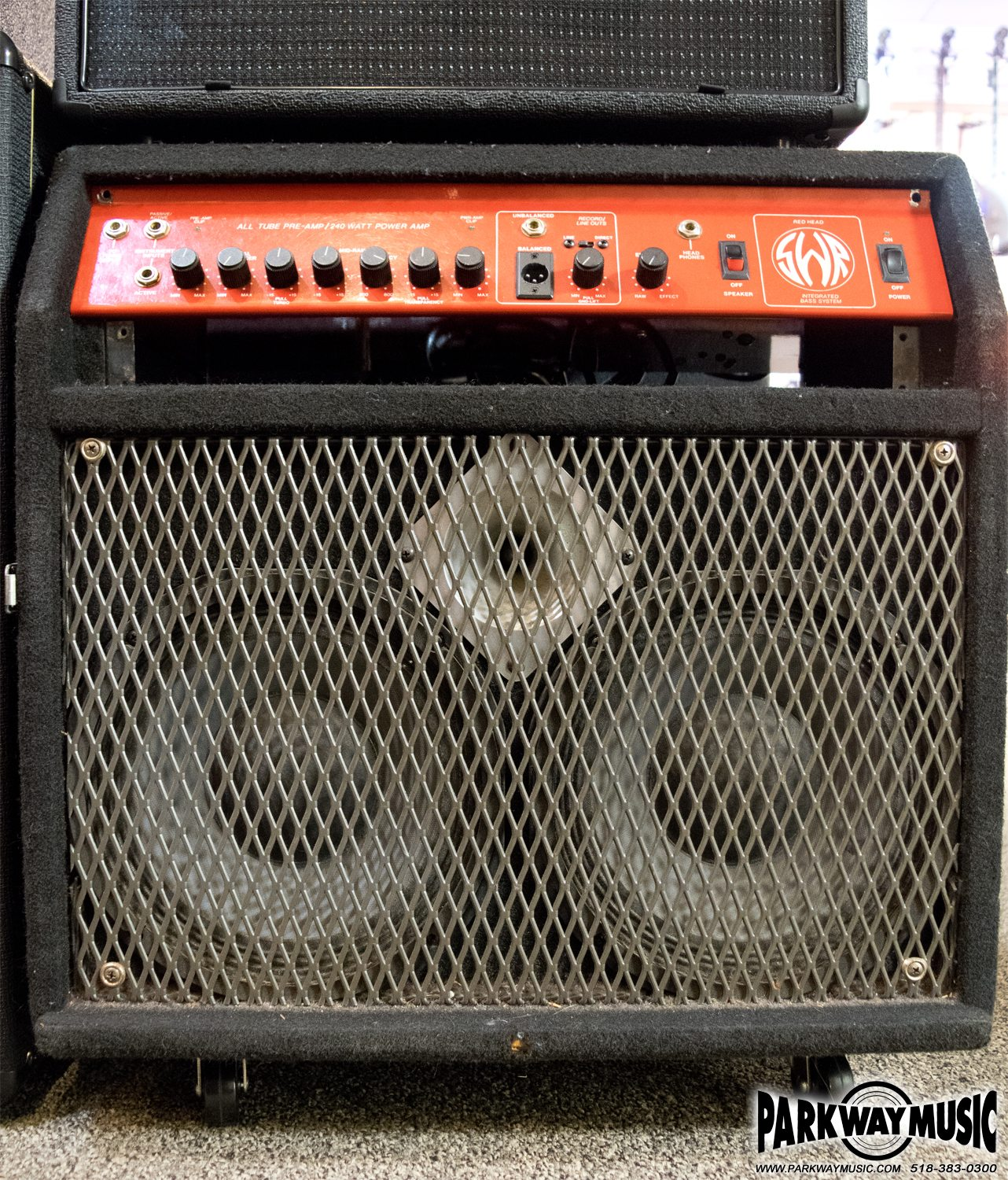 SWR Redhead 2x10 Bass Combo (USED)
